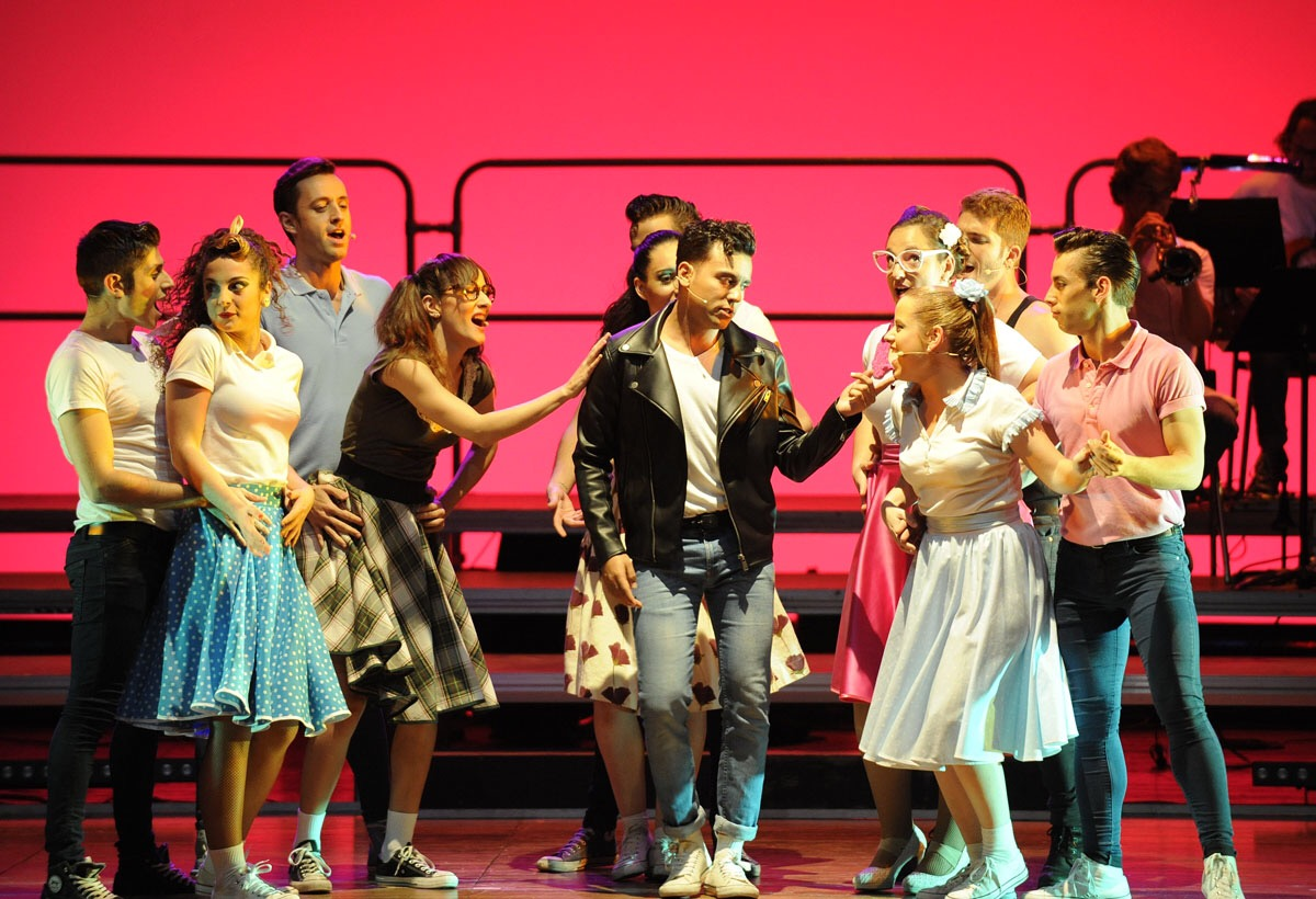 'Grease' arrasa en el Principal