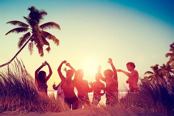 Un verano sin playa es como un DJ sin subwoofer.
