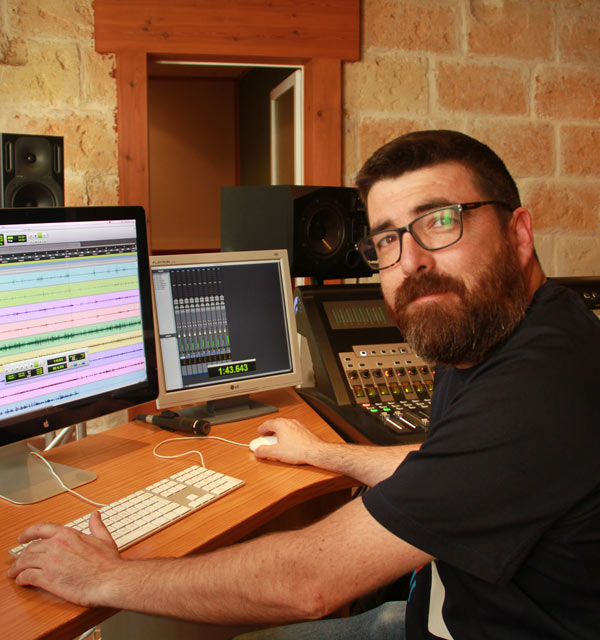 Estudio de grabación Menorca Mallorca