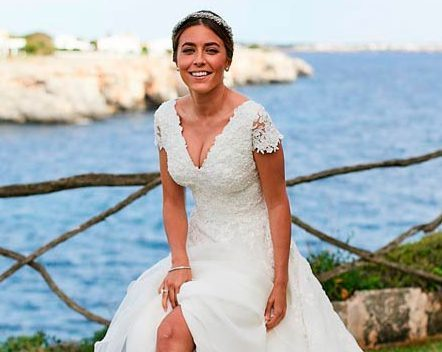 La boda de Natalia Cebrian Menorca